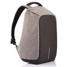 Рюкзак для ноутбука XD Design Bobby anti-theft backpack 15.6'' серый