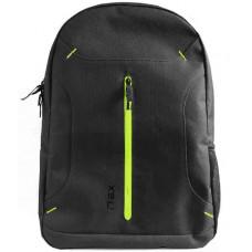 "Рюкзак для ноутбука 15.6""-16"" D-LEX, полиэстер, черный LX-660Р-BK"