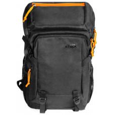 "Рюкзак для ноутбука 15.6""-16"" D-LEX, полиэстер, черный LX-670Р-BK"
