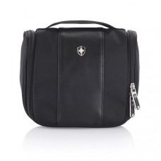 Дорожная косметичка Swiss Peak toilet bag (P820.311) черная