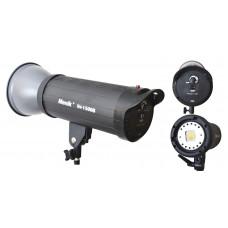 Menik SN-1500B LED осветитель 150 Вт (Bowens)