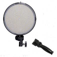 LED панель Tolifo Phantom PT-800S V Mount Battery Plate Led Light Panel 800 Led Video Light Panel Daylight Temperature 3200K or 5600K Adjustable Led Studio Lighting Kit (Lonely Light)