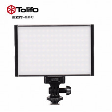 LED панель Tolifo LED Photo Light PT-15B Pro Untra Thin Aluminum Alloy Bi Color Light