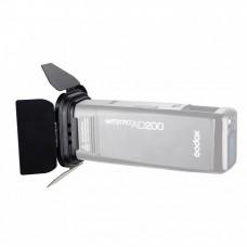 Набор шторки, соты, фильтры для AD200 Godox