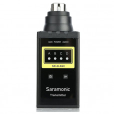 Передатчик Saramonic SR-XLR4C