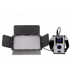 LED панель Tolifo 60 watts ultra thin CRI 98 video led lighting with C-stand and carry bag for studio 	GK-60S PRO