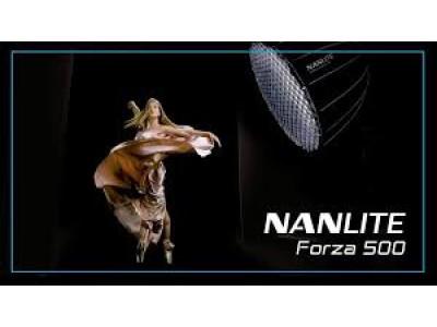 Постоянный свет Nanlite Forza500