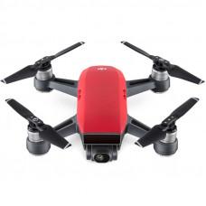 Квадрокоптер DJI Spark Lava Red