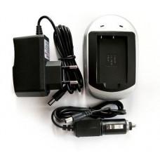 Зарядное устройство PowerPlant Pentax D-L12, D-Li7, DB-40, DB-43