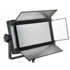 Постоянный светодиодный свет Menik LG-500 панель (фильтры+пульт 330W)