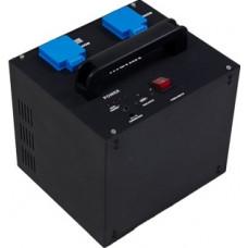 Аккумулятор для всех видов вспышек Menik Travel Pack WF-4, 2*500W (1000 W)