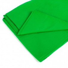 Фон тканевый Mircopro Green Хромакей(chromakey) 3x3м