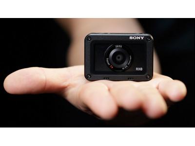 Представляем камеру Sony RX0 – будет ли она заменой для GoPro?