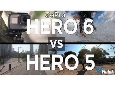 GoPro HERO6 vs HERO5: Стоит ли произвести замену?
