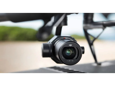 DJI Zenmuse X7: Первая Super 35mm камера предназначенная для воздушной съёмки
