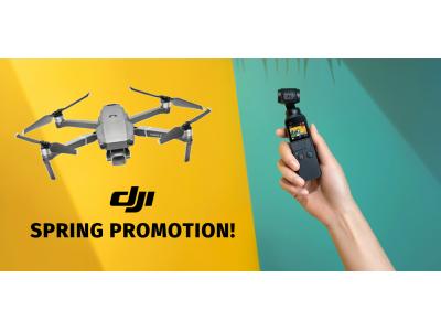 DJI Spring Promotion - 2020