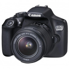 Зеркальная фотокамера Canon EOS 1300D 18-55 III Kit (офиц. гарантия)