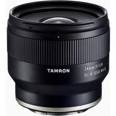 Объектив Tamron 24mm F/2.8 Di III OSD M1:2 для Sony E