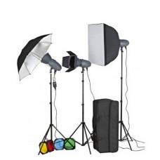 Набор студийного света Mircopro MQ-300 unique kit