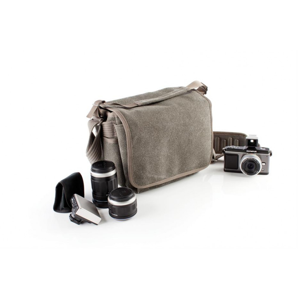Сумка Think Tank Retrospective 5 - Pinestone + Чехол Think Tank Travel Pouch - Small