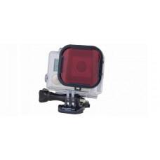 Красный светофильтр Hero3+ Red Filter Aqua (Polar Pro) (P1001)