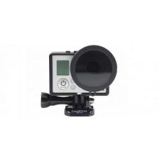 Поляризованный фильтр для камер GoPro Polarizer Frame 2.0-HERO3/3+ (P1005)