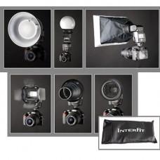 Комплект насадок INTERFIT Strobies Portrait kit