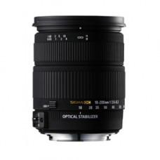 Объектив Sigma AF 18-200mm F3.5-6.3 DC OS HSM C (Nikon F)