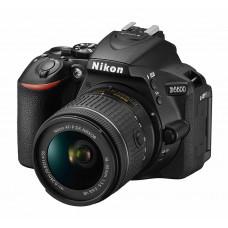 Фотокамера зеркальная Nikon D5600 + AF-P 18-55 VR Kit