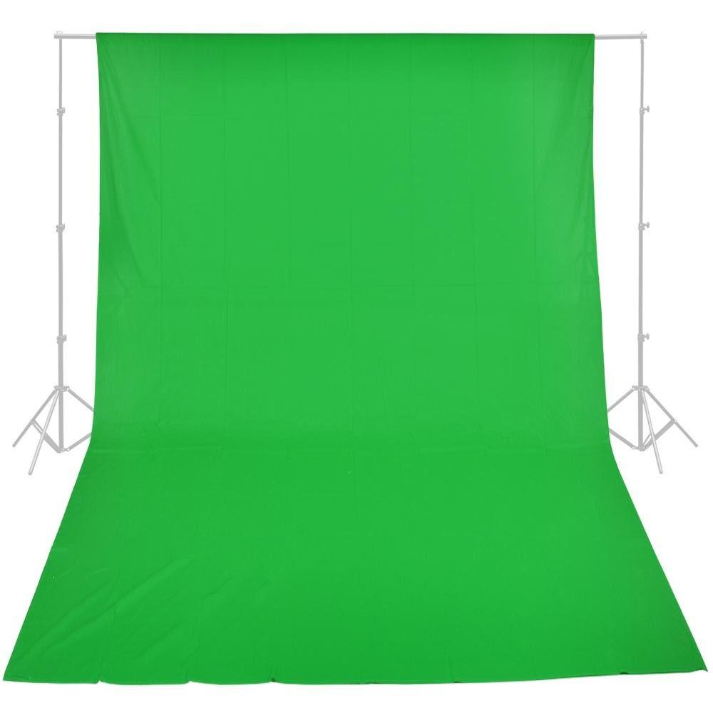Фон тканевый MyGear зеленый хромакей WOB-2002 - 3х4 м NEW
