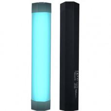 Водонепроницаемая трубчатая лампа RGB со степенью защиты IP65, встроенной батареей и магнитом
