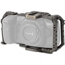 Клетка для камеры Tilta TA-T01-FCC BMPCC 4K/6K Full Camera Cage (Серый цвет)