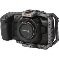 Клетка Tilta Half Camera Cage for BMPCC 4K/6K (Tactical Gray)