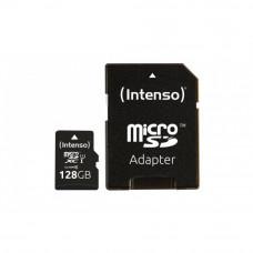 Карта памяти Intenso Micro SD Card UHS-I 128GB SDXC