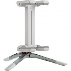 Подставка для телефона joby griptight one micro stand, белый/хром