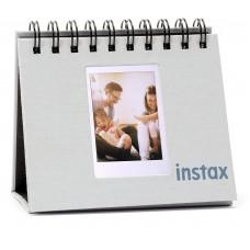 Фотоальбом Fujifilm INSTAX MINI 9 TWIN FLIP ALBUM Smoky White (70100139055)