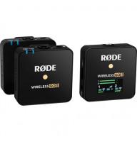 Rode Wireless GO II – беспроводная микрофонная система