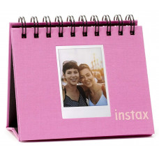 Фотоальбом Fujifilm INSTAX MINI 9 TWIN FLIP ALBUM Flamingo Pink (70100139061)