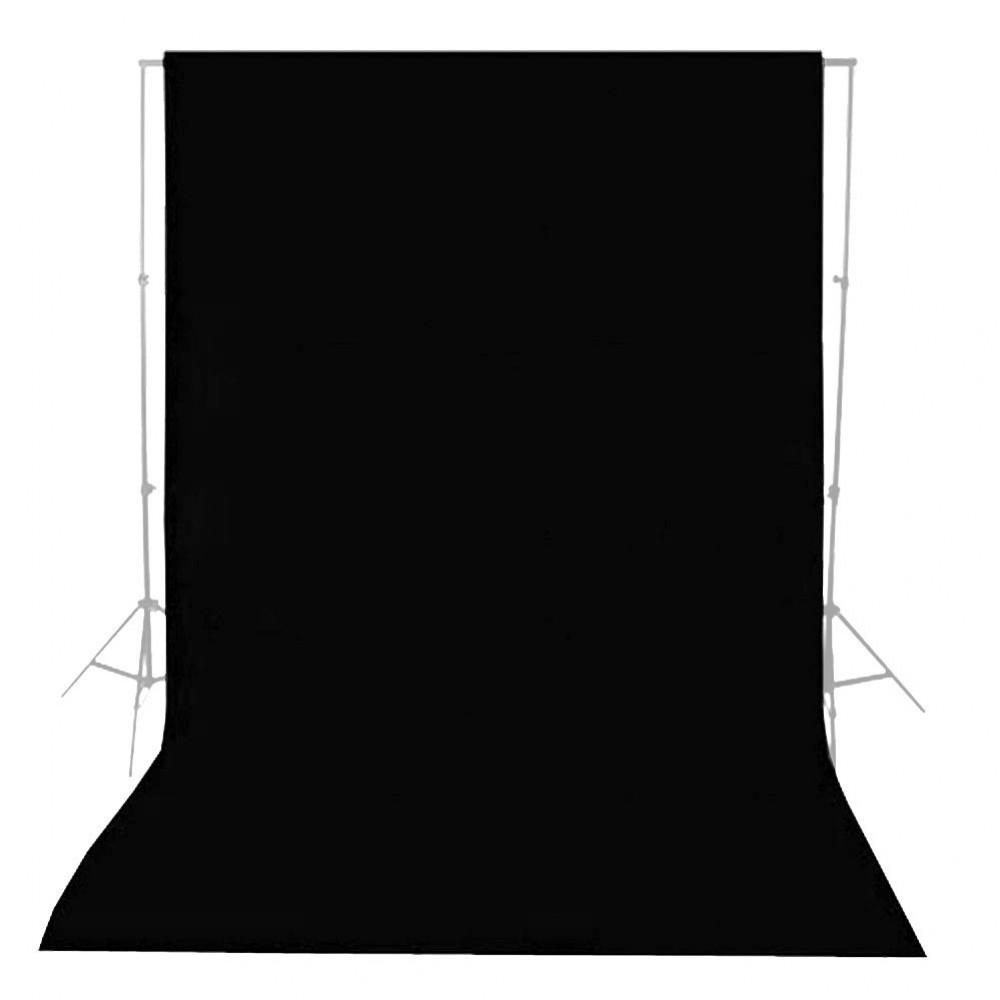 Фон тканевый MyGear черный WOB-2002 - 3x6 м NEW