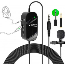 Петличный микрофон Synco Lav-S6M