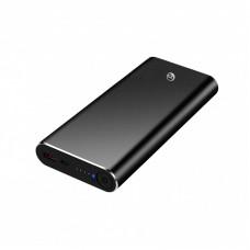 Мобильный аккумулятор ExtraDigital PD-QC20000 20000 mAh + QC 3.0 PD 65W Type-C Black