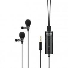 Петличный микрофон двойной Synco Lav-S6D