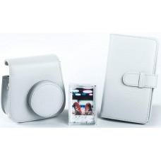 Набор аксессуаров Fujifilm INSTAX ACCESSORY BUNDLE Smokey White (70100138065)