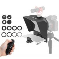 Телесуфлёр для смартфона и камеры Pronstoor Mini Teleprompter