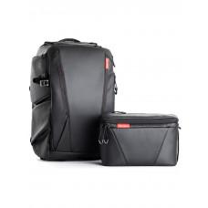 Рюкзак PGYTECH OneMo Backpack 25L & Shoulder Bag (Twilight Black)