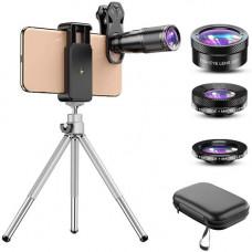 Набор объективов для смартфона Apexel APL-22X105-4IN1