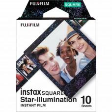 Бумага Fujifilm INSTAX SQUARE STAR ILLUMI (86х72мм 10шт) (16633495)