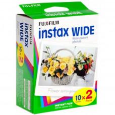 Пленка для печати Fujifilm Colorfilm Instax Wide х 2 (16385995)