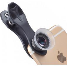 Высококачественная мобильная линза для телефона Super Macro Lens APL-12-24X