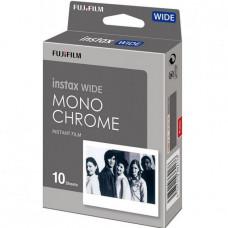 Бумага Fujifilm COLORFILM INSTAX WIDE MONOCHROME (108х86мм 10шт) (70100139612)